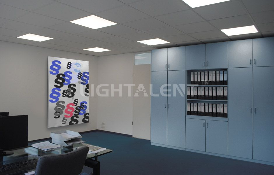 led panel light by lightalent introducing the most popular led panel light for office etc