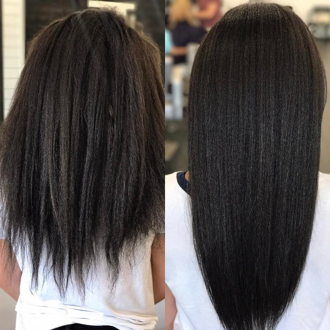 My first monat before and after picture! It usually takes