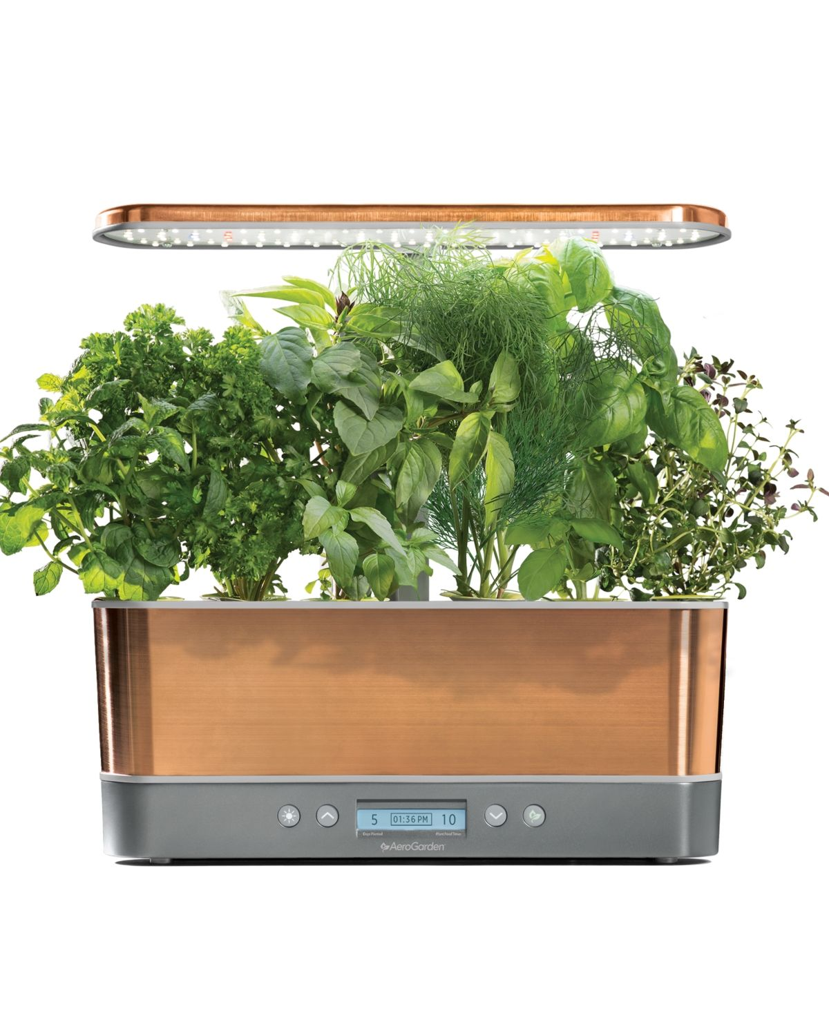 Aerogarden Harvest Elite Slim 6 Pod Countertop Garden 400 x 300