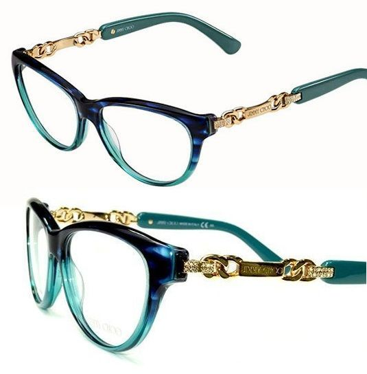 e60f5e4647f2 Beautiful JIMMY CHOO prescription   eyewear
