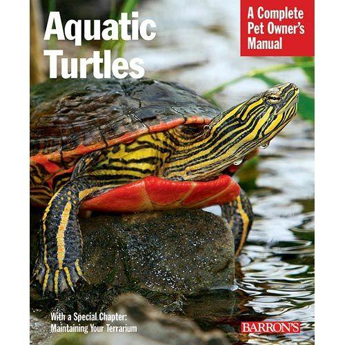 Complete Pet Owner S Manuals Aquatic Turtles Paperback Walmart Com Aquatic Turtles Pet Owners Turtle