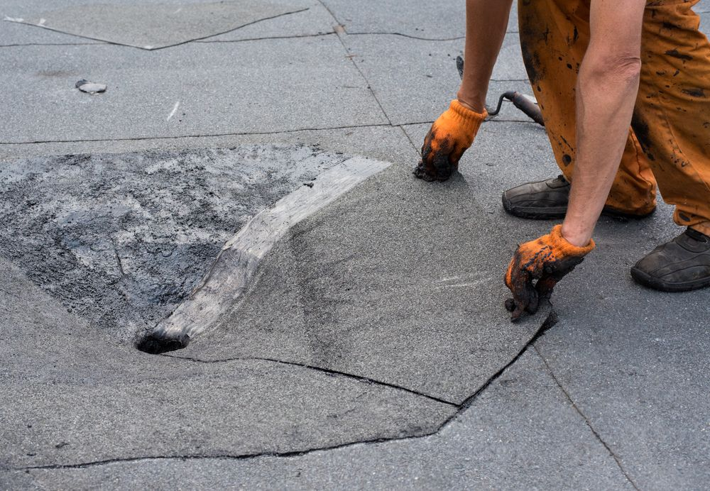 Do Not Let A Roof Leak Spoil Your Comfort Roof Repair Flat Roof Installation Flat Roof Repair