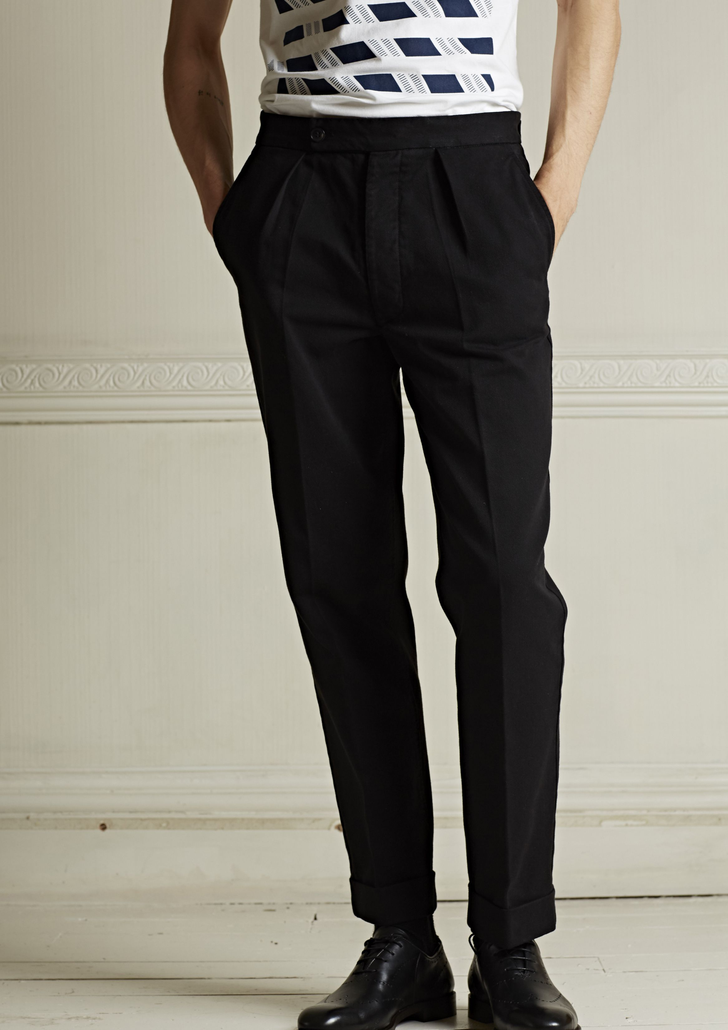 Corinthian Burnup Trousers