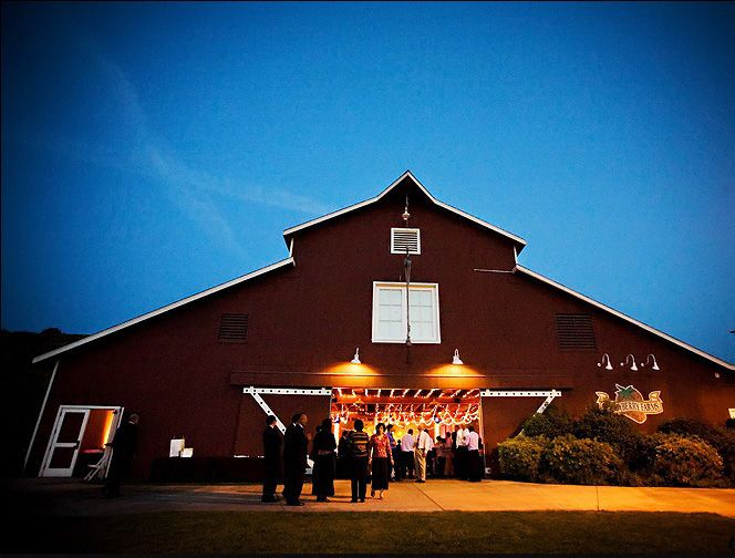 Orange County Strawberry Farms Golf Course Wedding Venue