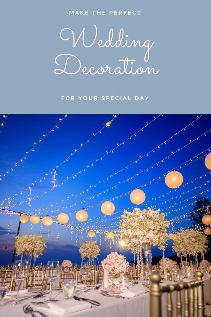Wedding Decorations Ideas Album Amazing And
