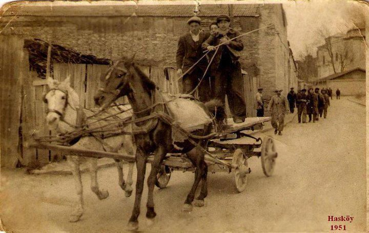 Hasköy 1951  / İstanbul
