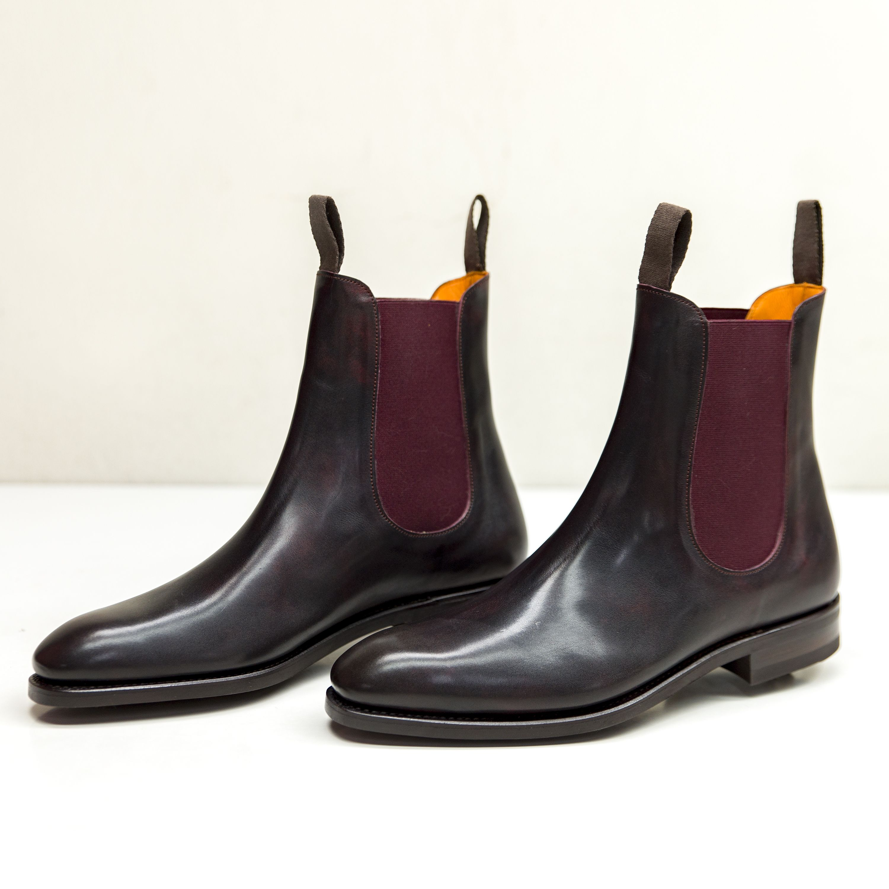 CHELSEA BOOTS 80514 RAIN (INCL. SHOE TREE) | Boots, Black