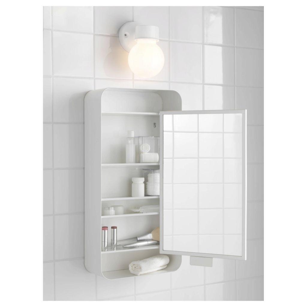 Gunnern Mirror Cabinet With 1 Door Ikea Pertaining To Grand
