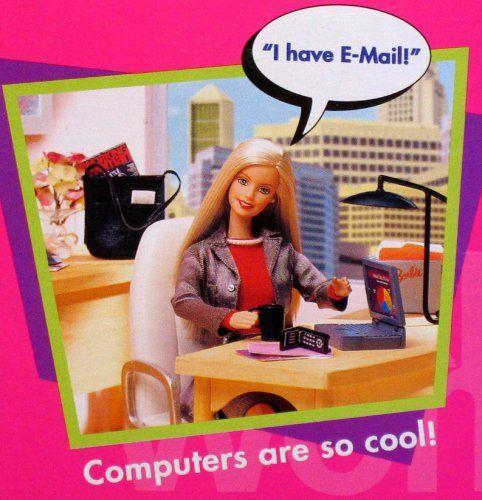 Barbie/ totalmente de acuerdo