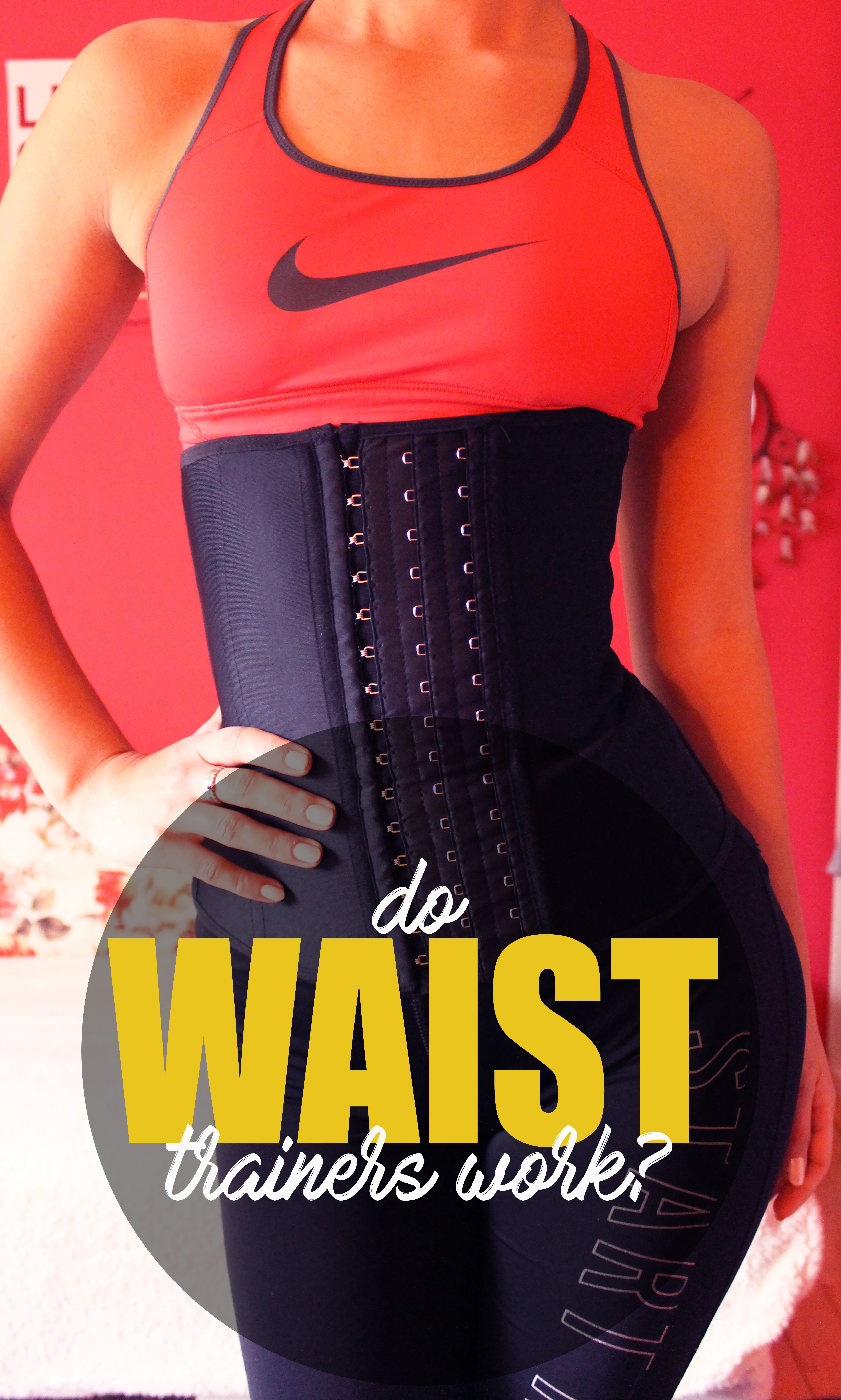 Do waist training corsets work