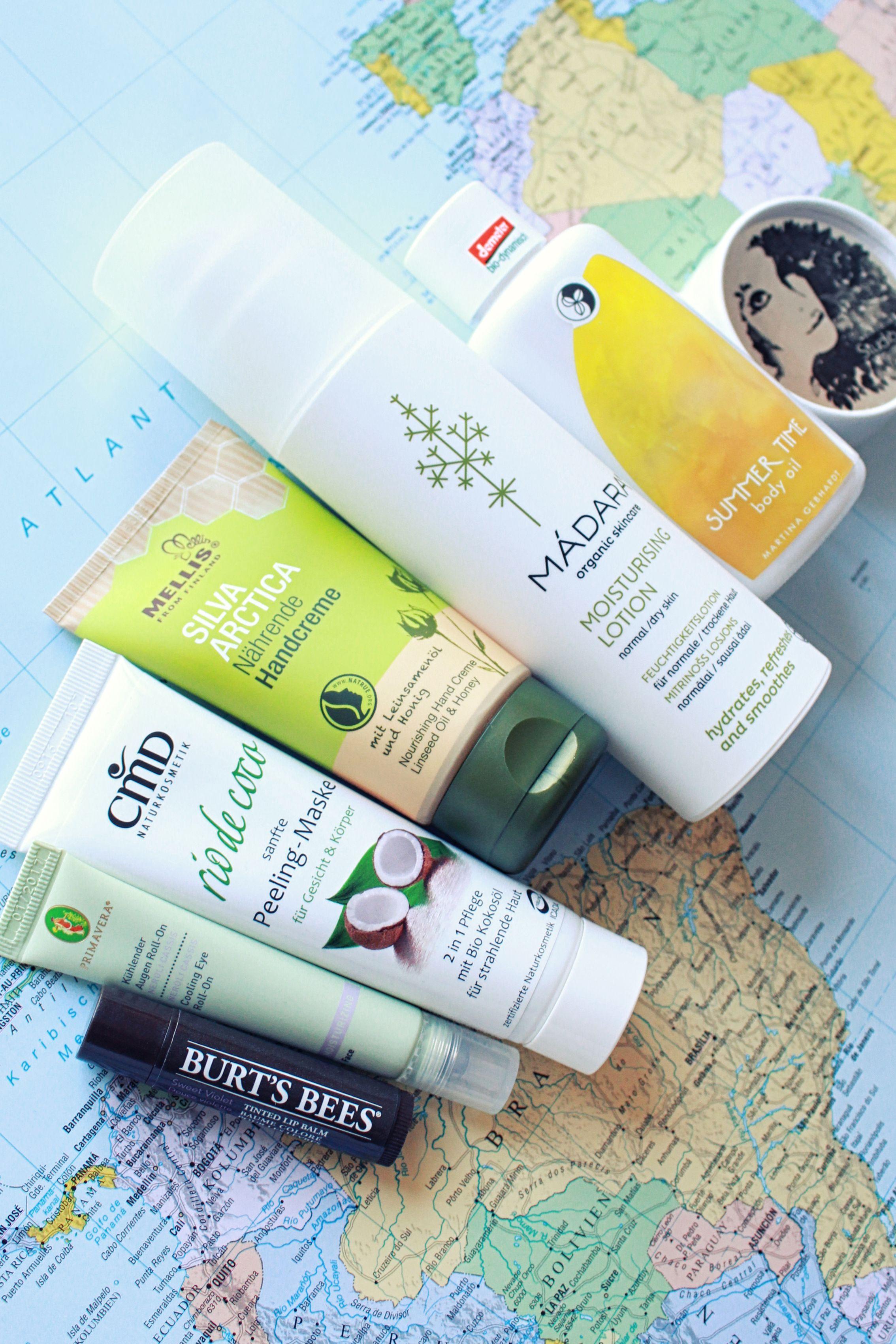 Naturkosmetik Produkte | Organic Beauty Favorites