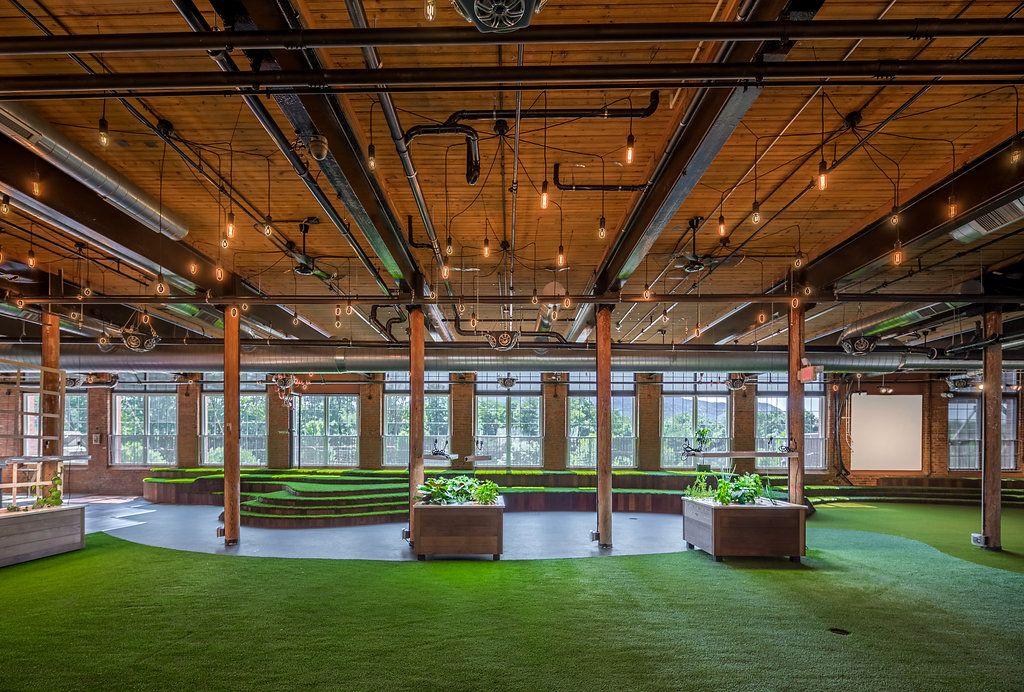 Indoor Park, Restaurant to Open in Mill 180 in Easthampton