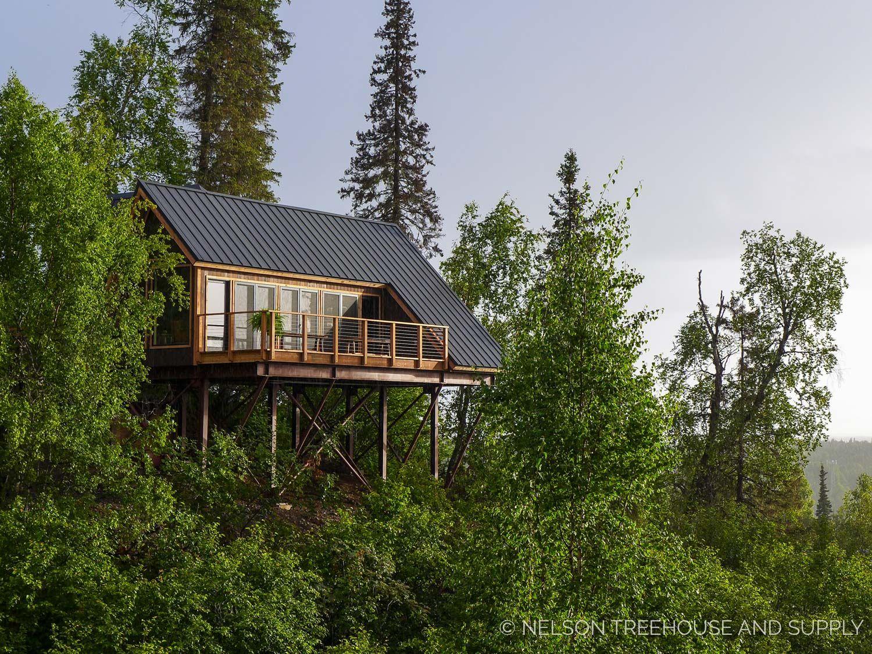 treehouse masters season 9 episode 9 alaskan mountain treehouse