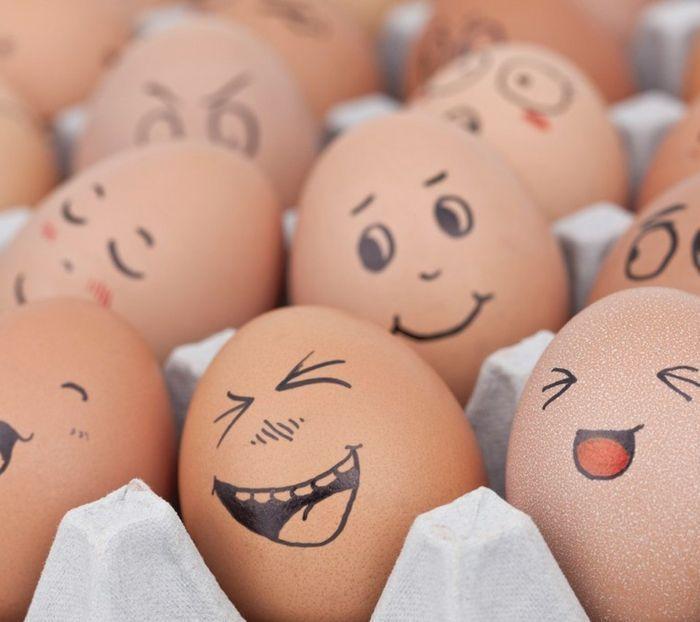 ▷ 1001+ Ideen für lustige Ostereier zum Nachmachen