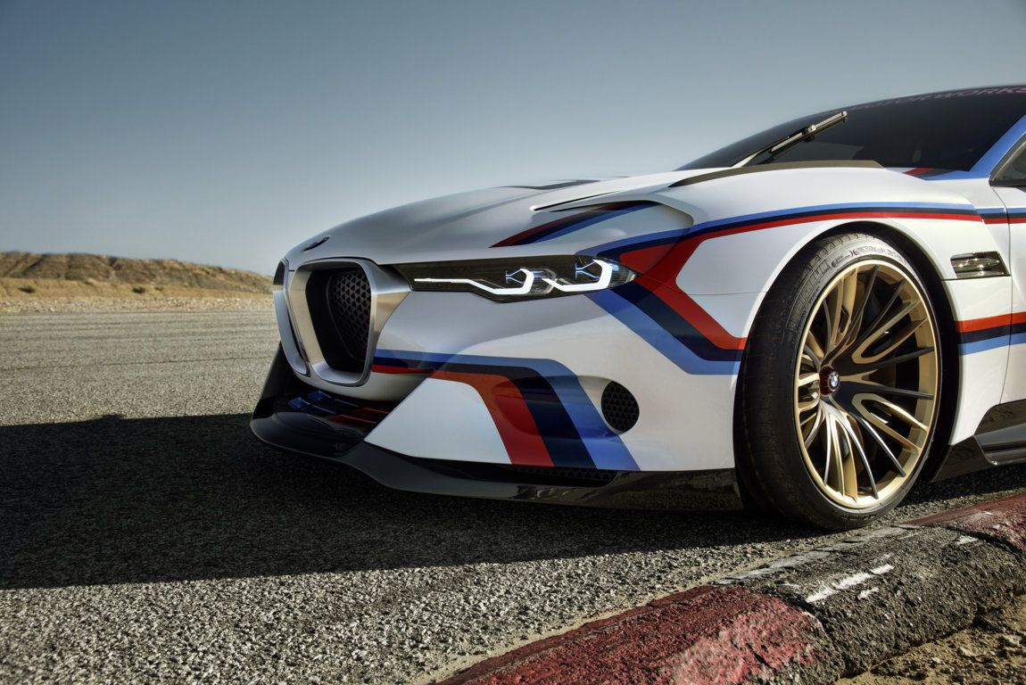 Bmw 3 0 Csl Hommage R The Perfect Fusion Of Driver And Machine
