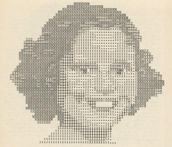 Art emoticons ascii ASCII art