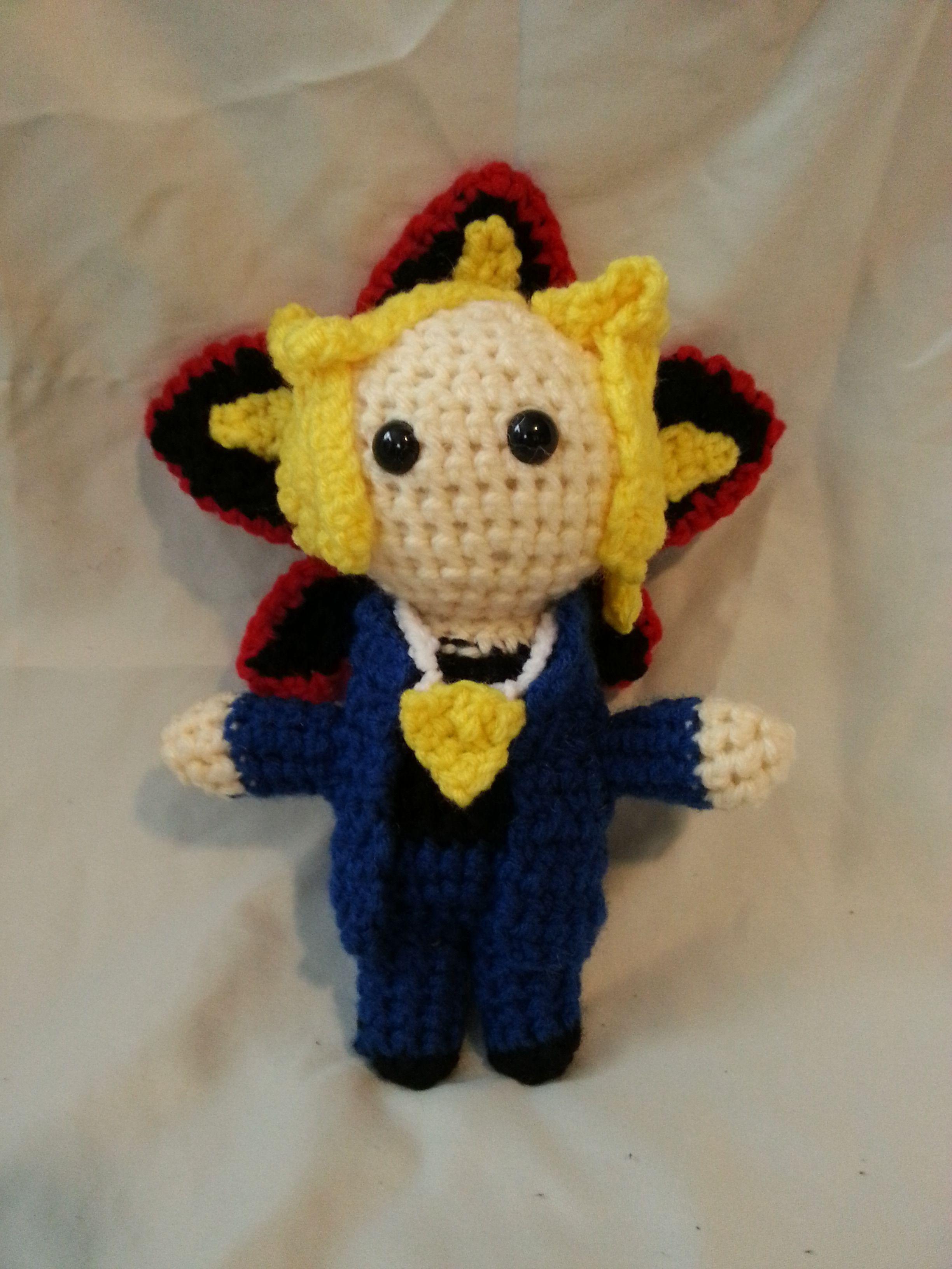 Yugioh Amigurumi Amigurumi Pinterest Crochet Knitting And