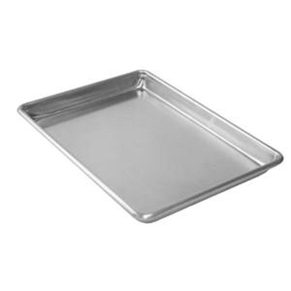 Alsp1013 9 1 2 X 13 Quarter Size Aluminum Sheet Pan Lot Of 24 Ea Sheet Pan Sheet Pan