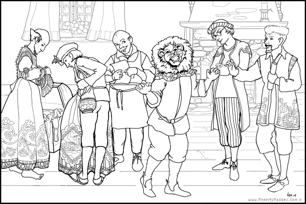 a midsummer night dream coloring pages google search