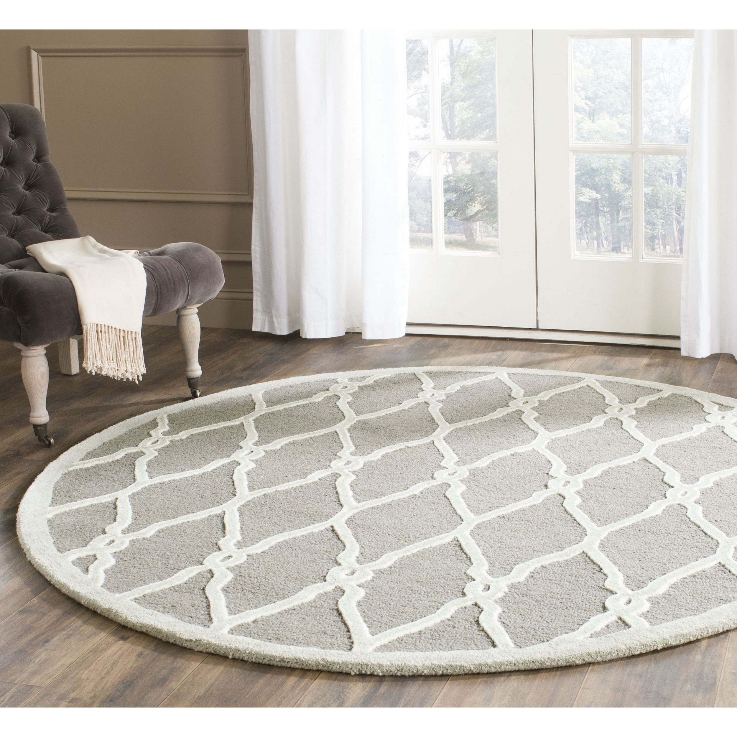 Round Rug 8x8 Area Rug Ideas