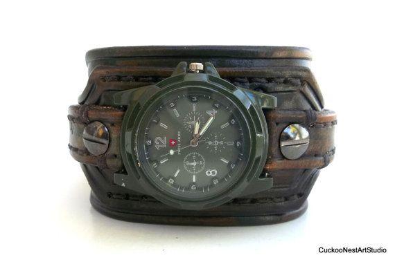 Watch Cuff Men39s Watch Mens Wrist Watch By