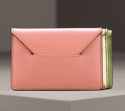 Kate Spade Business Card Holder For Women Maroquinerie Cartes
