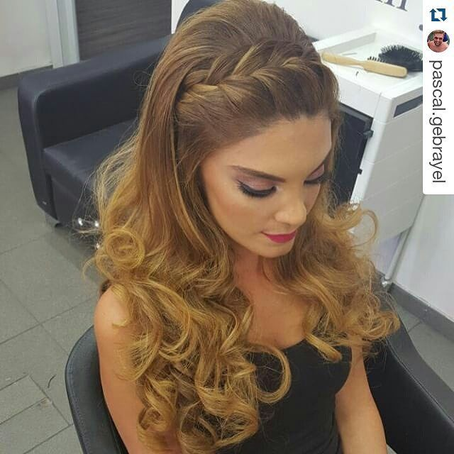 Pin De Esperanza En Peinados Para Quinceaneras Hair Styles Hair Y