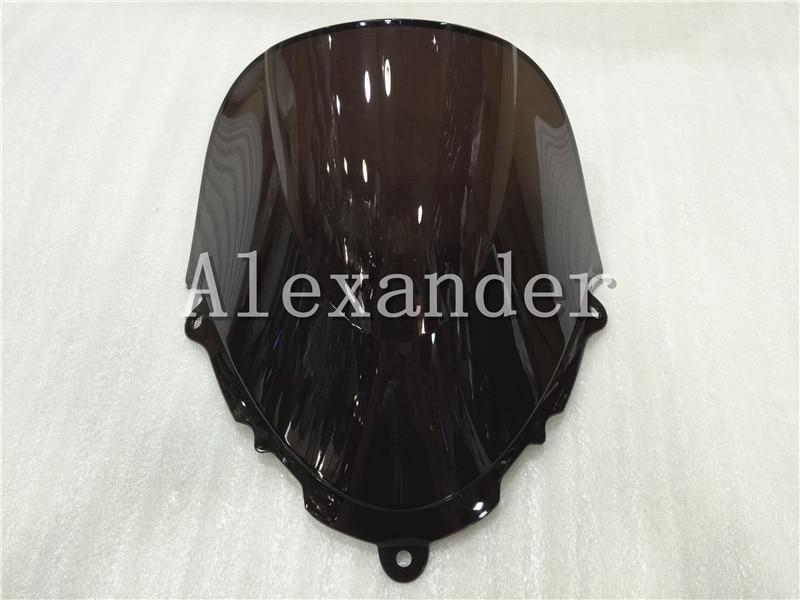 Windshield WindScreen Black For 1998-2008 SUZUKI Katana 600 750 GSX600F GSX750F