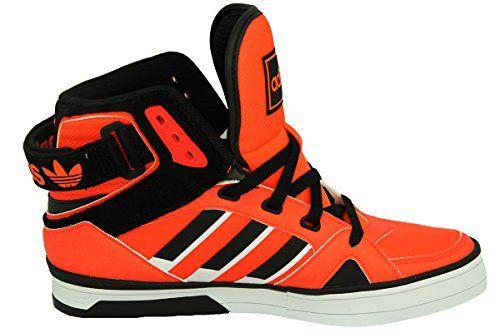 adidas sneaker hoch herren orange