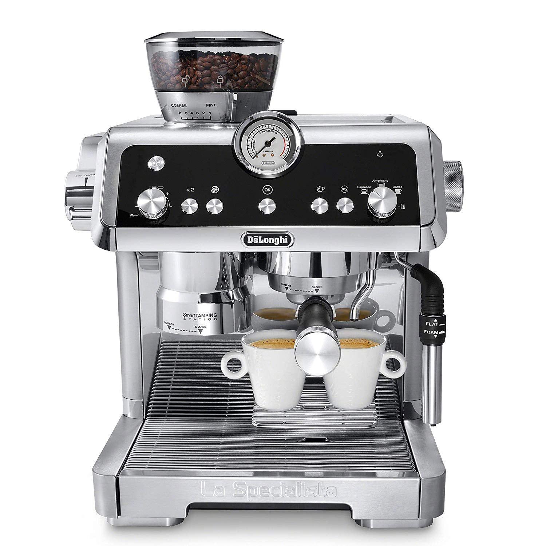 De'Longhi La Specialista Espresso Machine Espresso