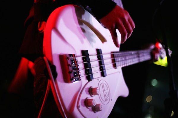 3ders.org - 3D printed guitars on the road as part of Klaxons' last UK headline tour | 3D Printer News & 3D Printing News