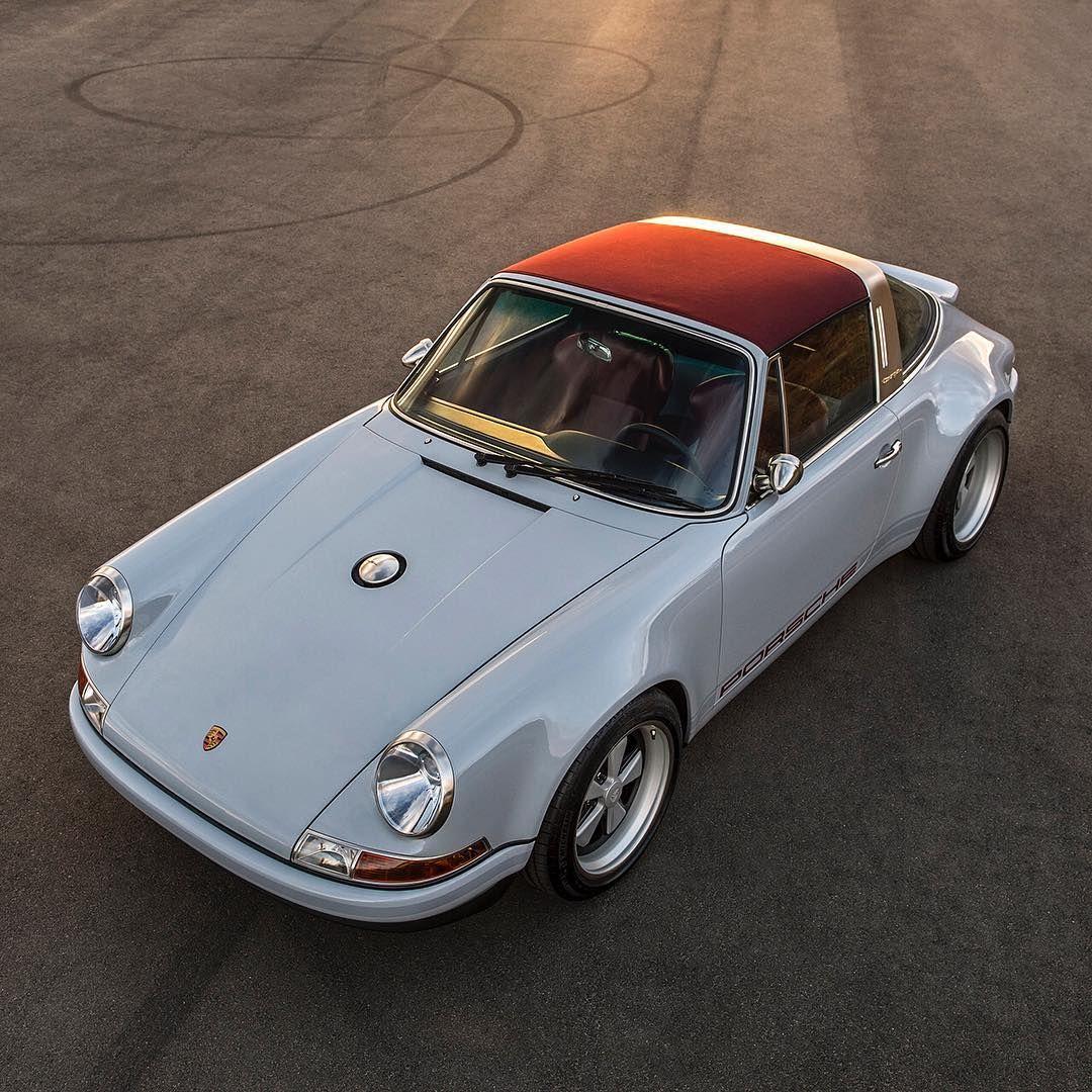 Singer Vehicle Design Singervehicledesign On Instagram Say Hello To The Colorado Springs Commission Porsche 911 Targa Porsche 911 Singer Vehicle Design