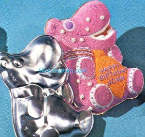 Wilton Storybook Doll Pan 2001 Retired 2105-2048