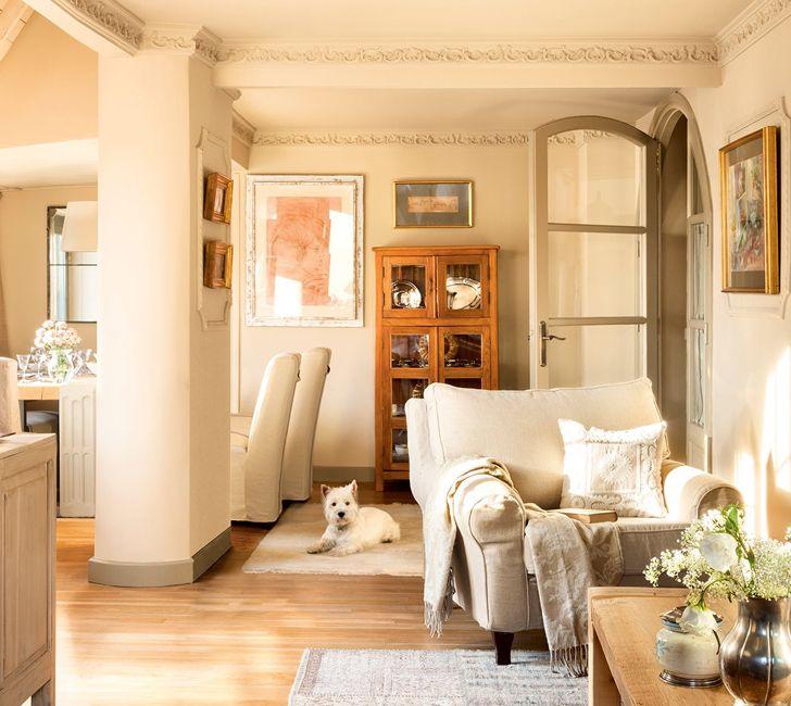 dupleks-v-ispanii-2 | Living room | Pinterest | Living rooms, Room ...