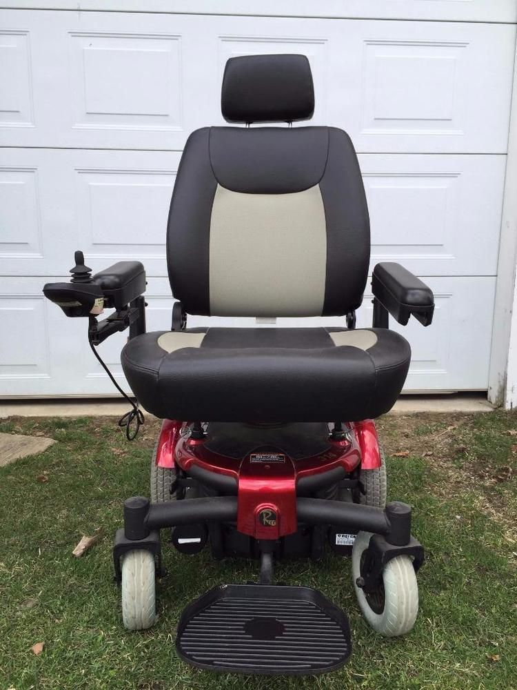 Quality Rascal 314 Heavy Duty 450lb Motorized Power Wheel Chair Scooter Works Power Wheels Wheelchair Scooter