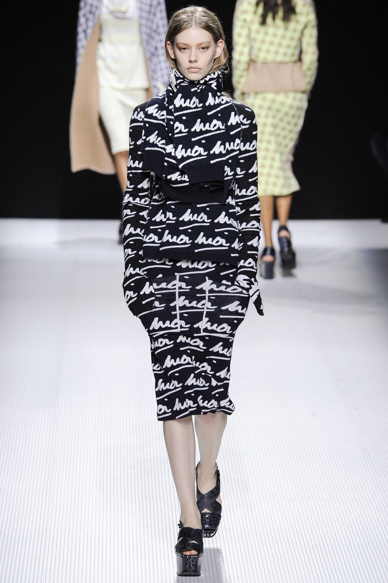Sonia Rykiel Fall 2014 RTW - Review - Fashion Week - Runway, Fashion Shows and Collections - Vogue