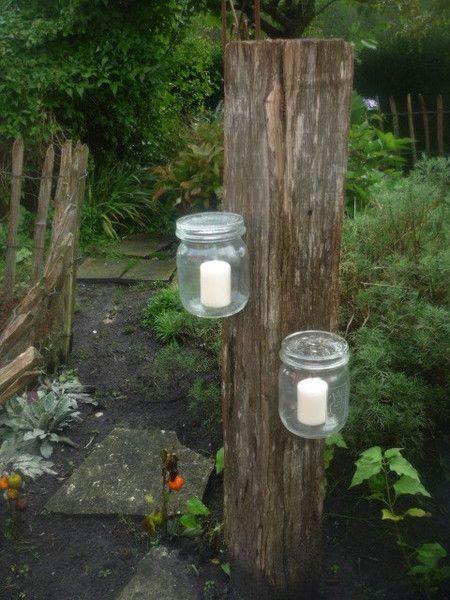 Garten Dekoration #gartenupcycling