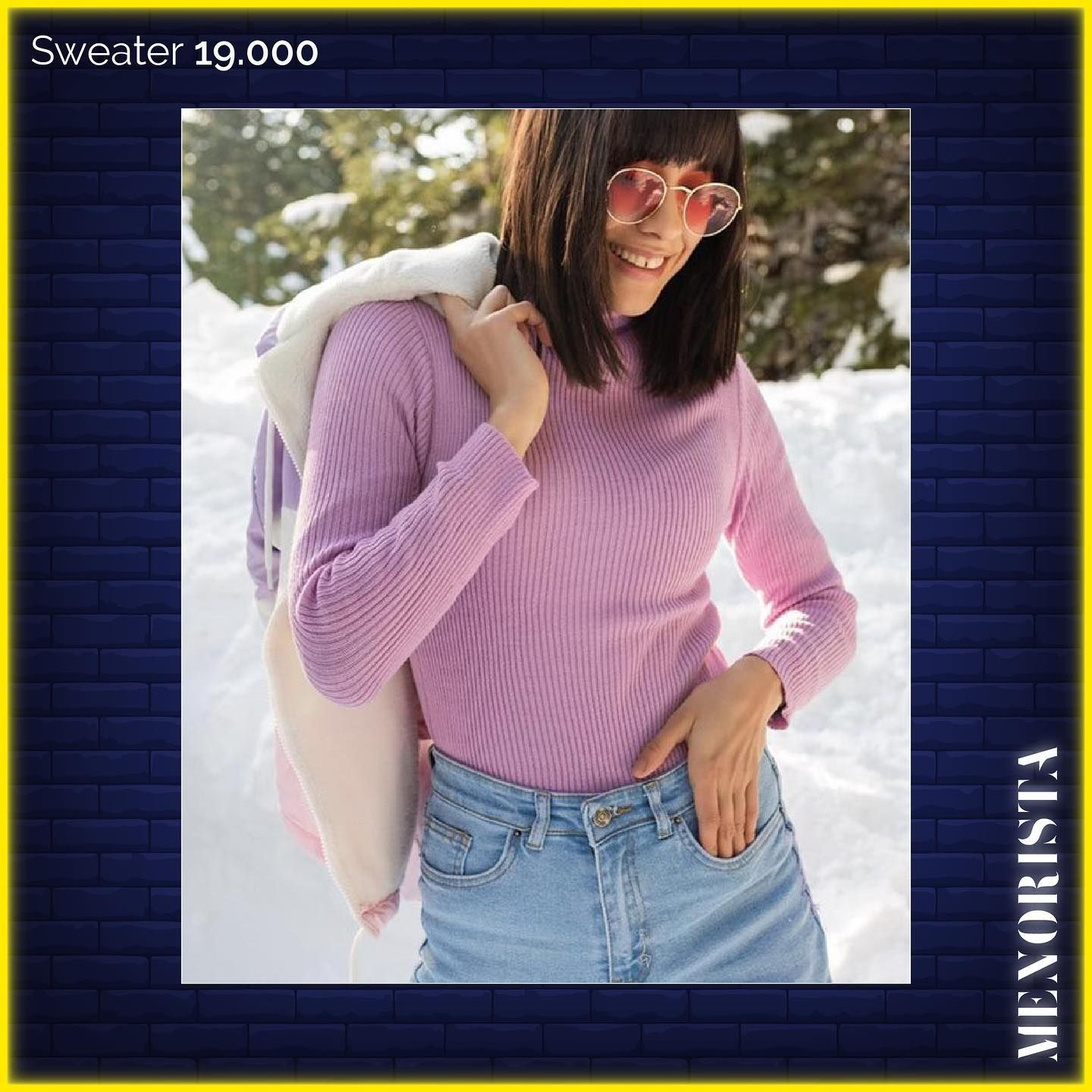 Sweater made in turkey. Available in one size.  #fashion #beauty #shopping #instastyle #beirut  #ootd #onlineshopping #onlineshoppinglebanon