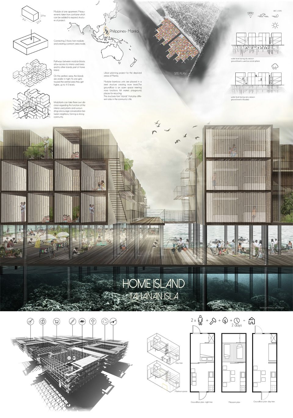 Architecture House Competition results of the competition houses for change | architectural