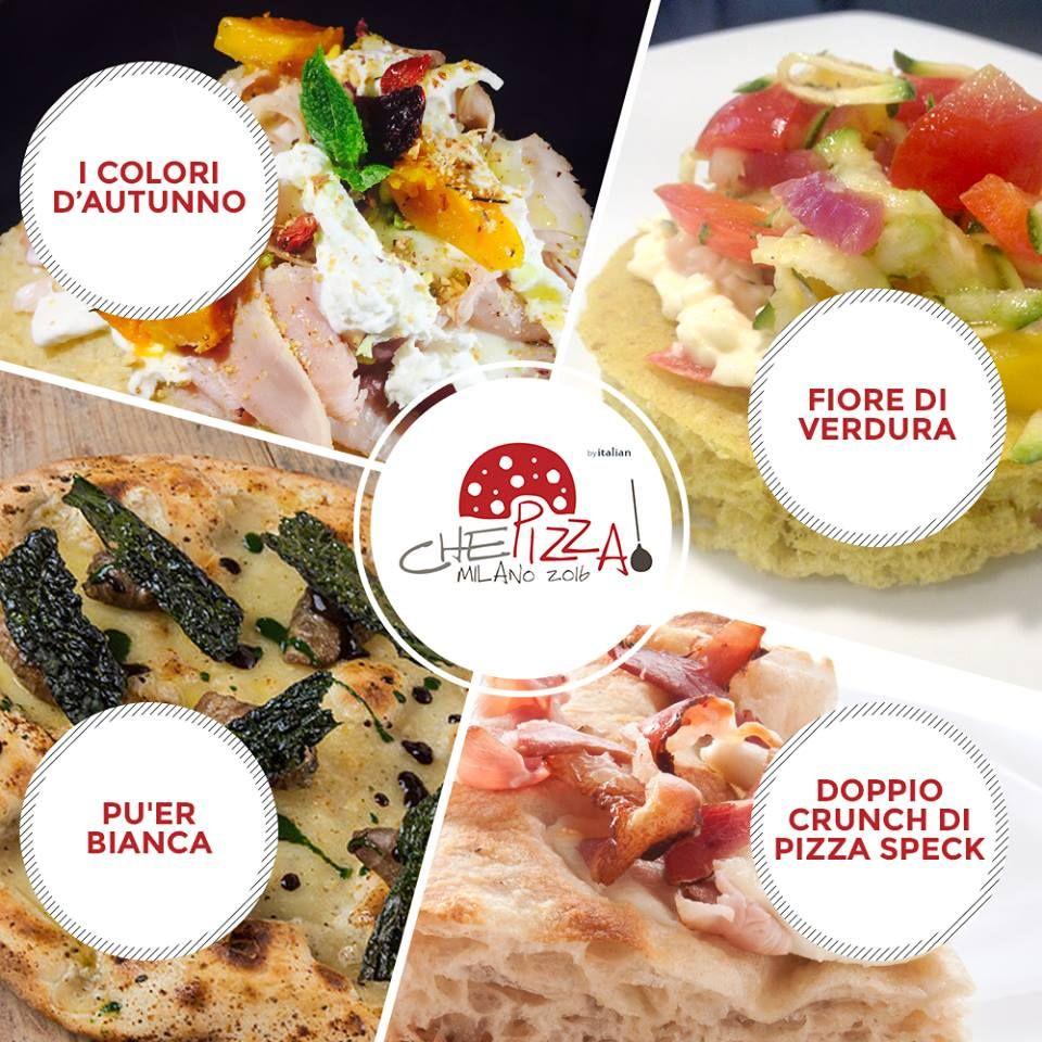 Che Pizza: a Milano dal 28 al 30 ottobre 2016 le pizze migliori d'Italia