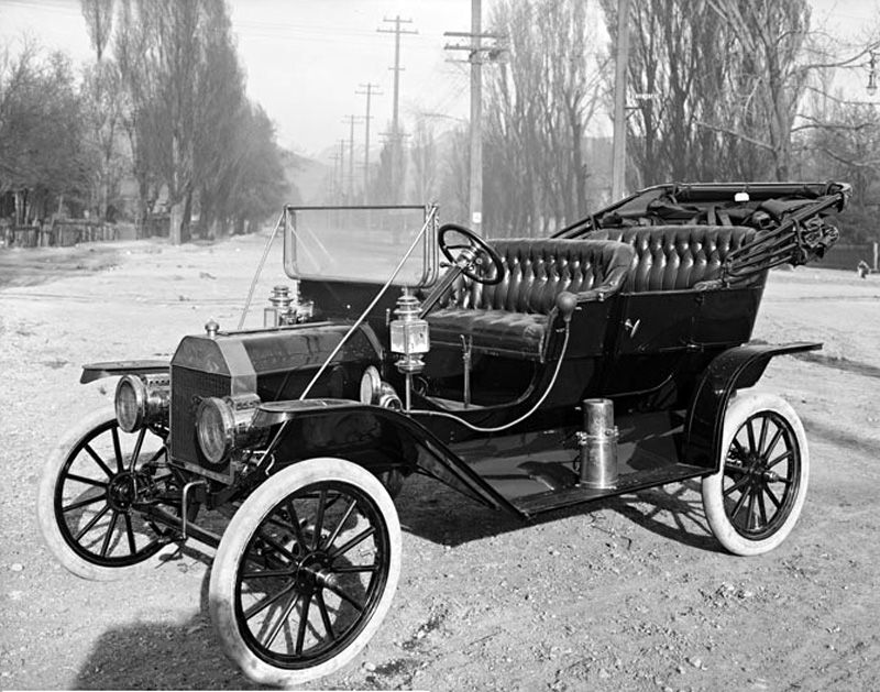 First Car Ever Made in History | ... travel the wright brothers made ...
