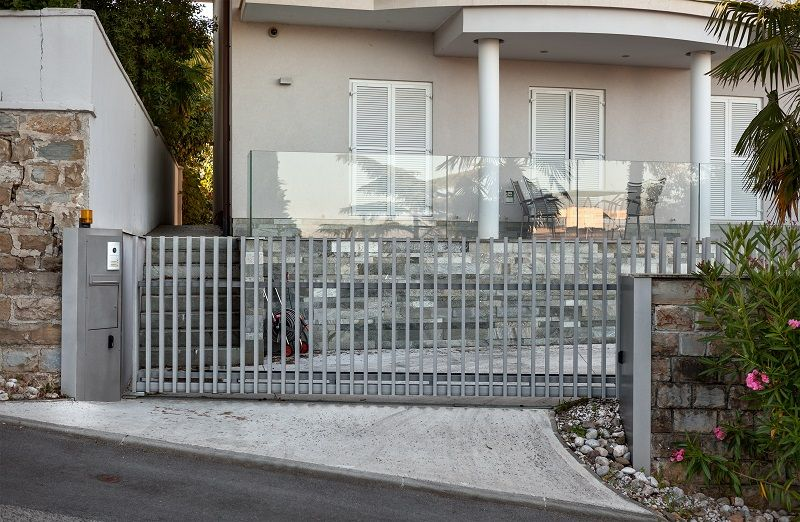 An Opening For Every Walk Of Life Automatic Folding Gates Sliding Gate Automatic Gate Gate Kit