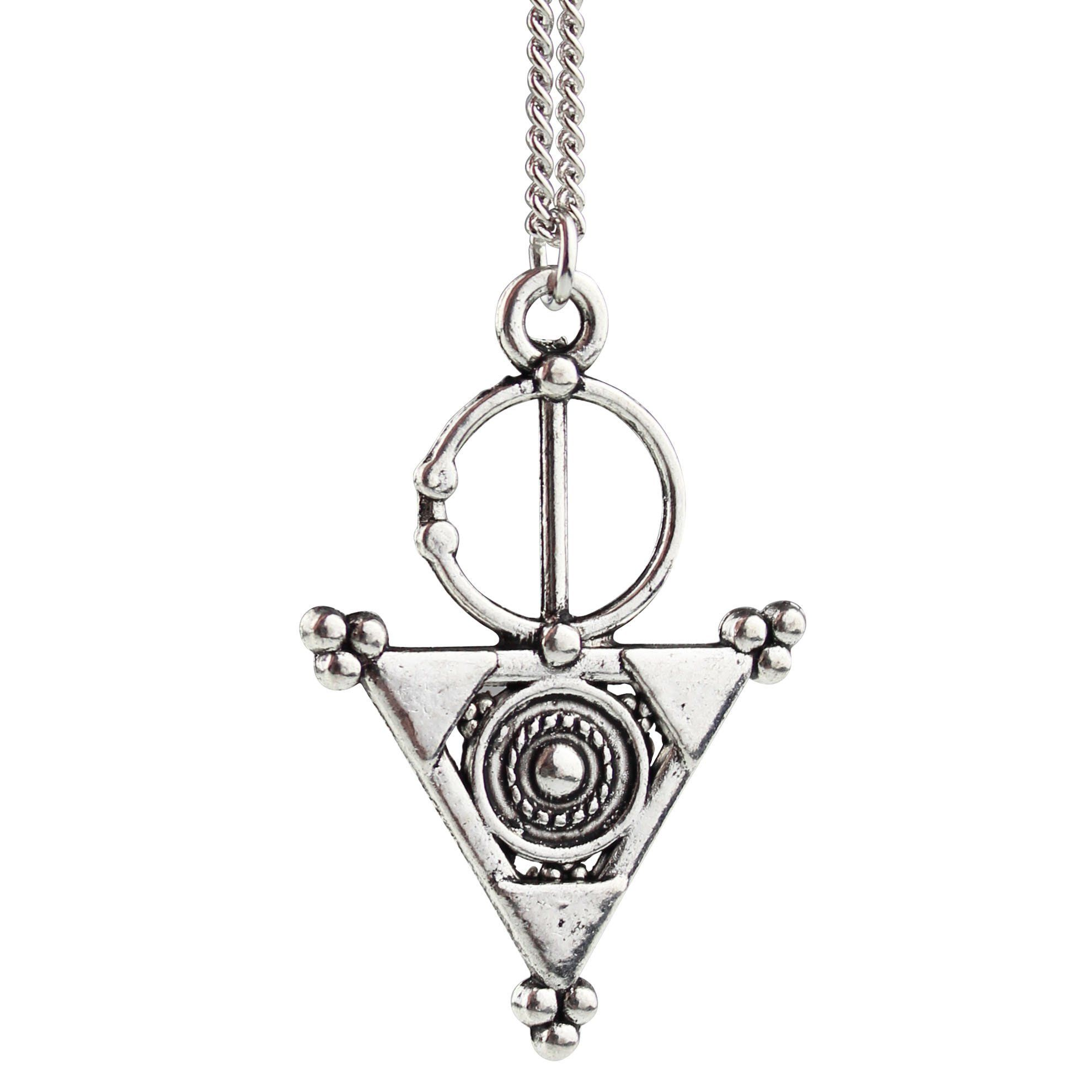 ❧ A Little Sacred Geometry... ❧ In store now ☞ shopdixi.com ❧ shop dixi // dixi // boho // bohemian // jewelry // jewellery // grunge // goth // hippie // hipster // gothic // astrology // esoteric // constellation // horoscope // witchy // necklace