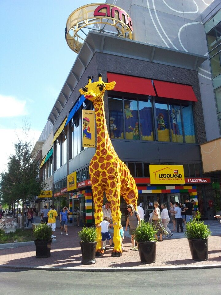 Check out Boston's new LEGOLAND Discovery Center in Somerville, MA ...