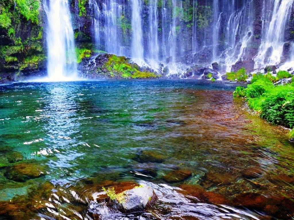 Free Animated Waterfall Desktop Wallpaper Waterfall Wallpaper Waterfall Pictures Waterfall