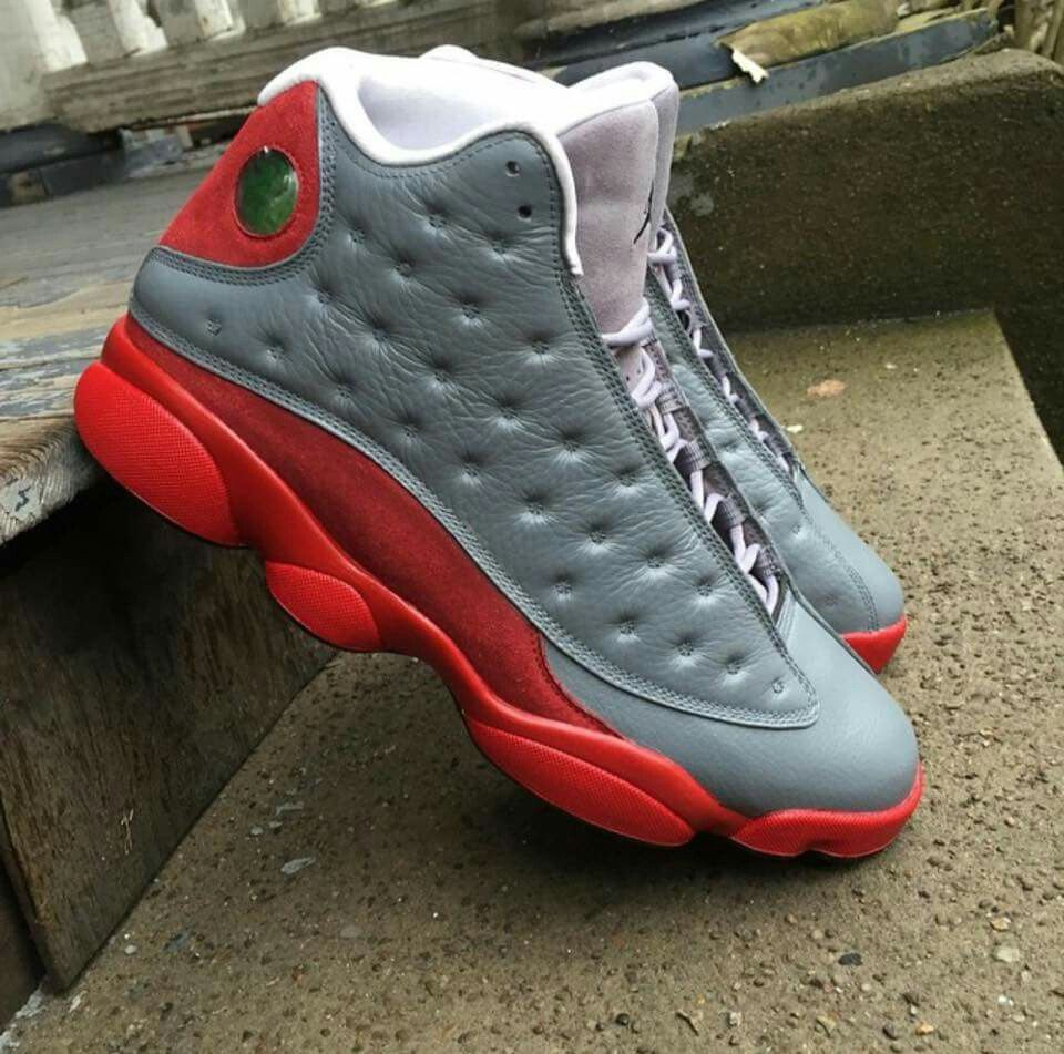 more photos 604a3 c9de1 Custom Air Jordan 13