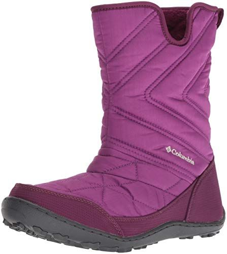 ArcticShield Kids Waterproof Insulated Warm Comfortable Durable Easy On//Off Winter Snow Boots Toddler//Little Kids//Big Kids