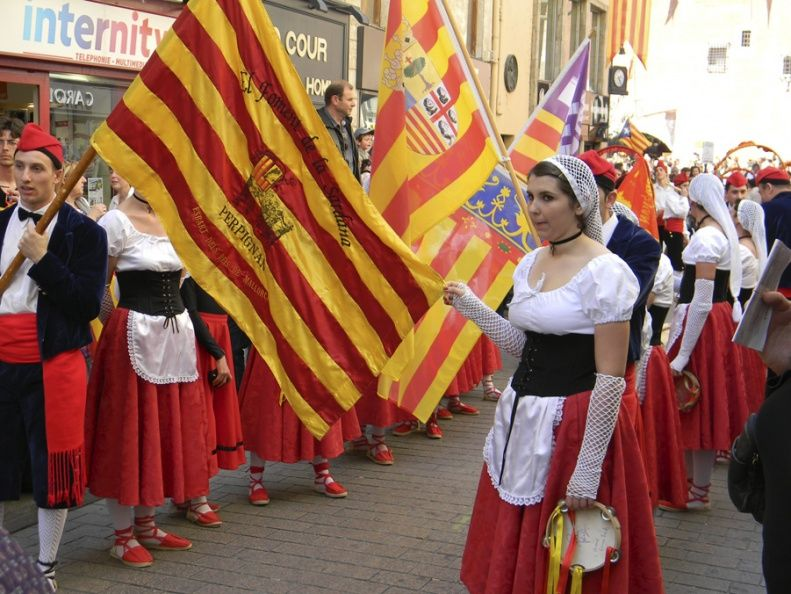 The Catalan People Is An Ethnic Group Formed By The People