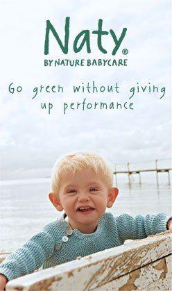 Naty By Nature Babycare Couches écologiques Pour Bébé Taille 1
