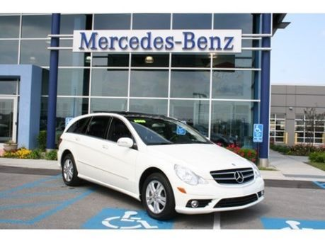 2009 mercedes benz r350 for sale kansas city mo exterior for Mercedes benz kansas city mo